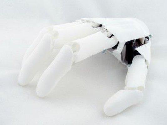 意开发低成本3D打印仿生手 仍处于原型