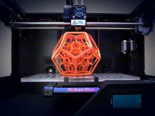 3D打印要引发去中心化产业革命?