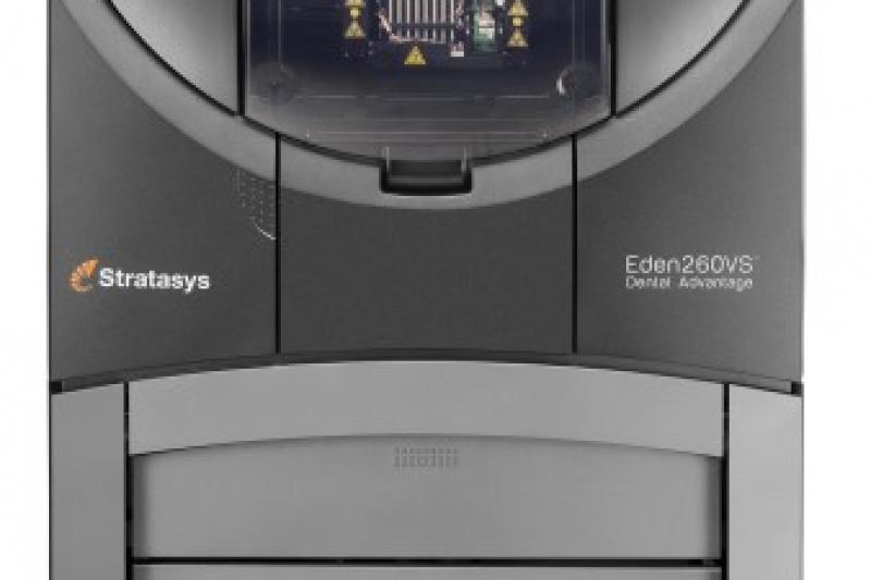 Stratasys推出最新3D打印牙科解决方案Eden260VS
