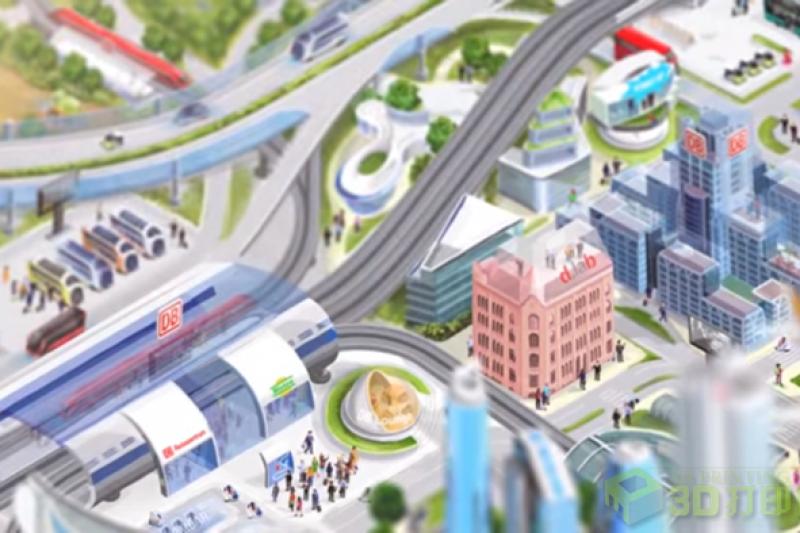 【巨头行动】德国联邦铁路计划采用3D打印技术