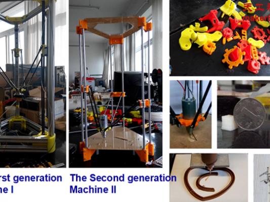 浙大团队推出多功能3D打印机仅售0.3比特币