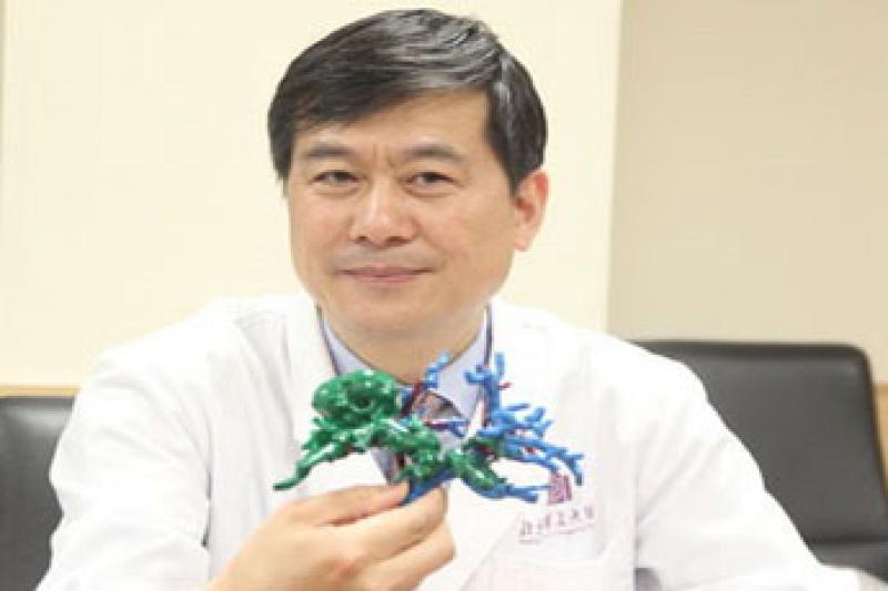 清华长庚医院应用3D打印技术治疗胆道癌