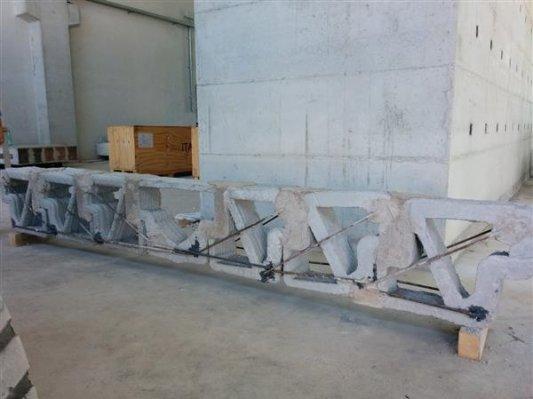 WASP开发用混凝土3D打印建筑构件技术