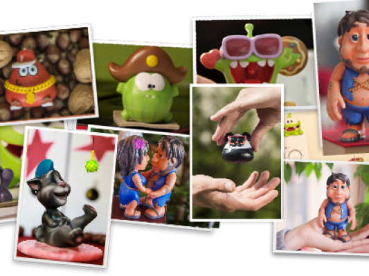 3D打印游戏人物平台Toyze:玩家创建的3D模型已超百万