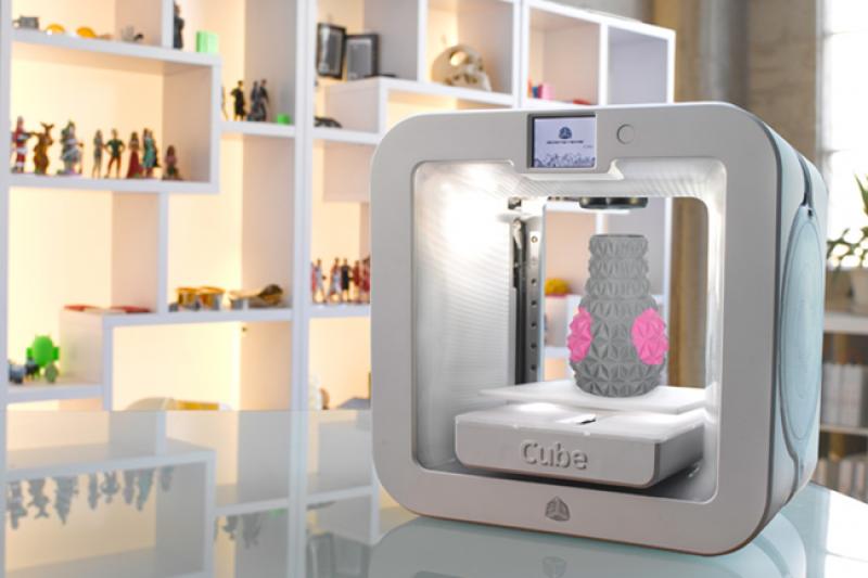3D Systems携手百家图书/博物馆推广3D打印