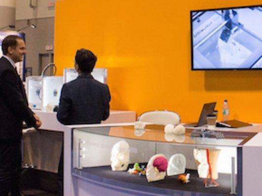 飞利浦携手Ultimaker 3D打印模型直观化MRI图像