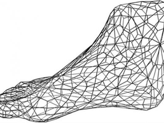 Volumental开发3D建模软件 提升购鞋体验