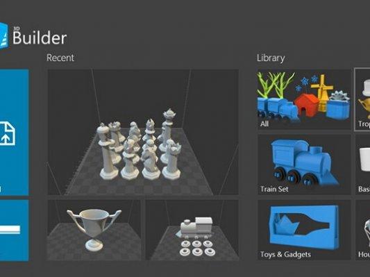 三纬国际升级3D打印机软件可支持Win8.1