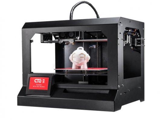 珠海西通多功能3D打印机Formaker发起众筹