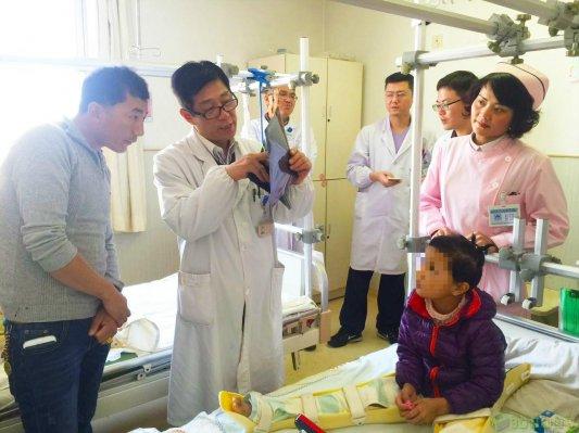 大爱无疆— 情系藏区儿童提供3D打印个性化治疗方案