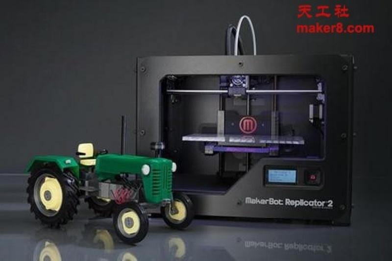3D打印词话:MakerBot与金庸的刀剑江湖