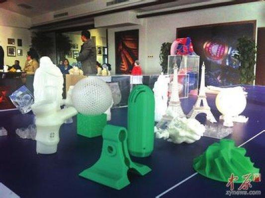 首家3D生物医学打印公司落户河南