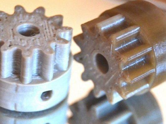 一公司推出适用于FDM技术的金属打印耗材