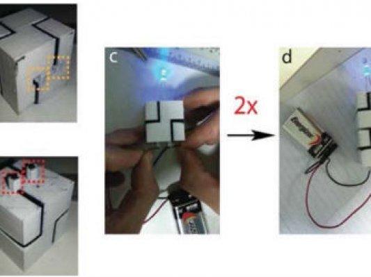 颠覆性电导3D打印材料 引领电子器件制造革命
