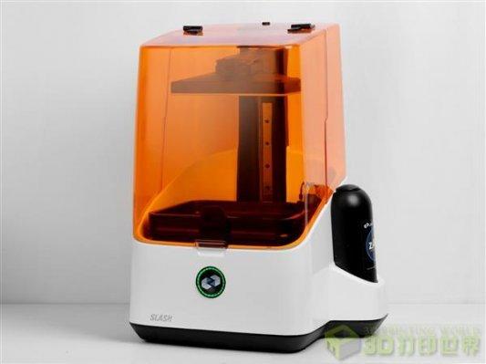 仅999美元 世界最快SLA 3D打印机Slash发布众筹