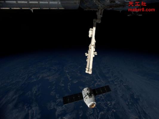 Zero-G 3D打印机顺利登上国际空间站