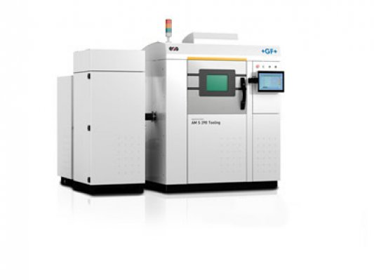 GF携手EOS推出新型金属粉末增材加工机床