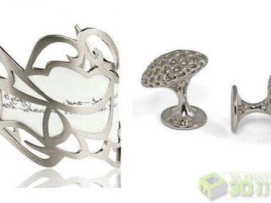【珠宝首饰】英国Cooksongold生产出可直接用于3D打印的铂金粉末材料