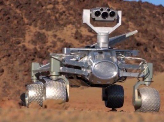 3D打印月球车获谷歌75万美元设计大奖