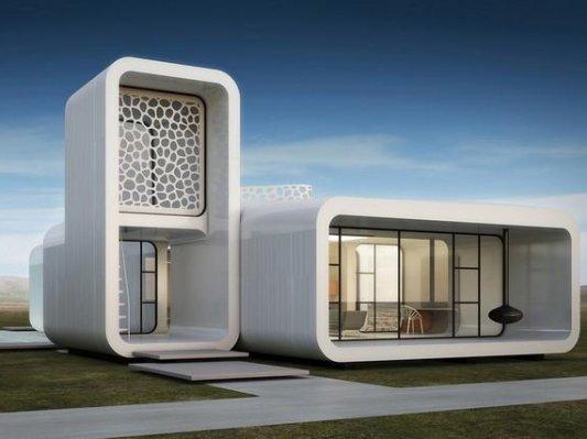 迪拜将完全用3D打印技术建造一商业建筑 中国盈创参与