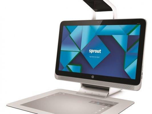 惠普Sprout:宣告计算技术3D化时代的来临