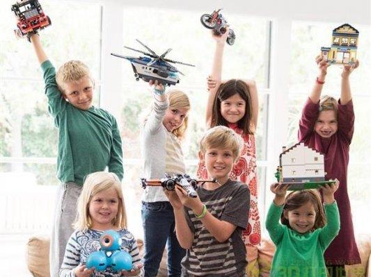 玩具公司推出3D打印机租赁服务 孩子们可以在家即可制作创意玩具
