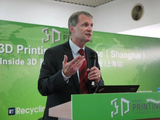 Terry Wohlers:2020年全球增材制造市场将达212亿美元