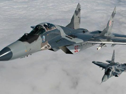 波兰利用3D打印技术修复前苏联米格-29战斗机