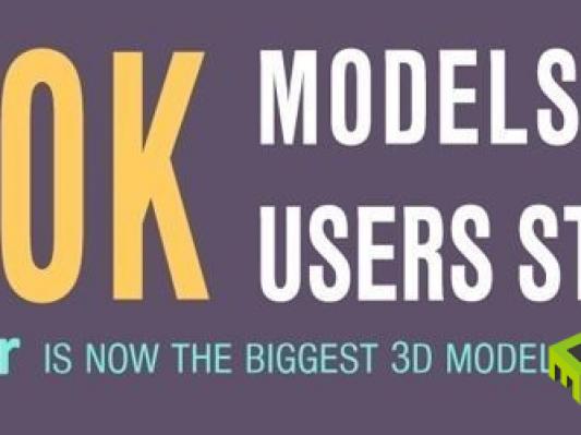CGTrader宣布成为全球最大3D模型在线交易市场