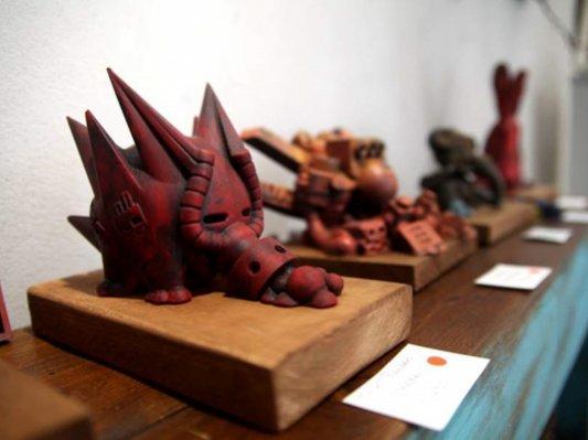 艺术家3D打印雕塑:南非古老神秘与现代数字游戏切换自如