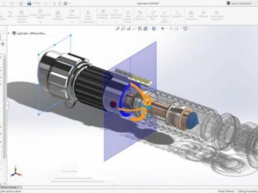 很好很强大,最新版SolidWorks 3D设计软件新鲜出炉