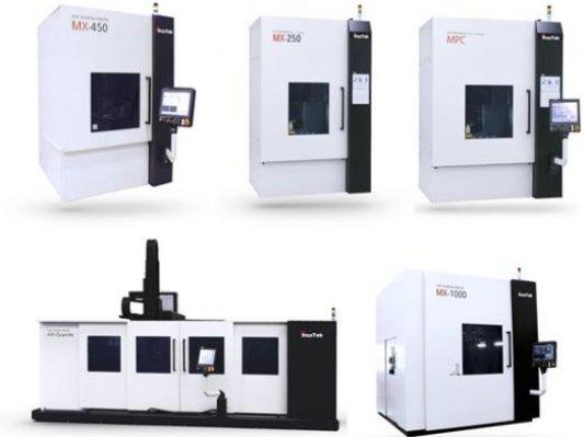悦瑞三维震撼首发巨无霸复合金属打印与纳米级金属打印系统