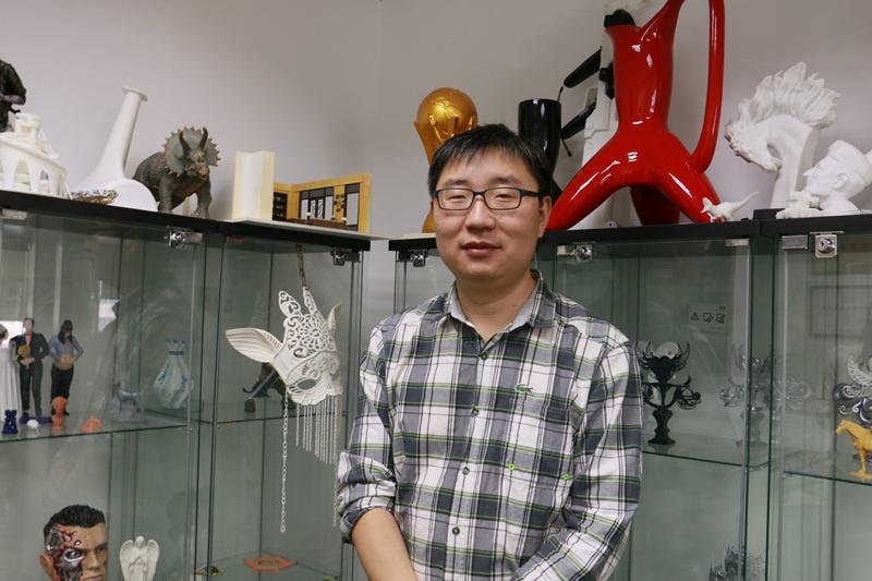 魔猴网CEO张勇:3D打印给职业教育带来巨变