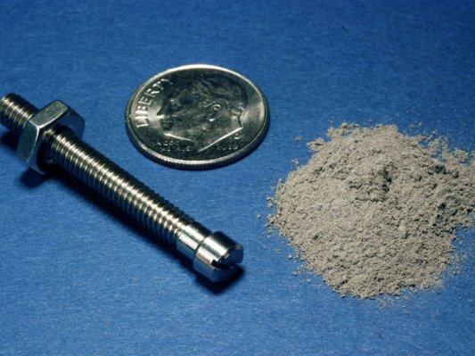 美国艾姆斯实验室开发超光滑3D打印金属粉末