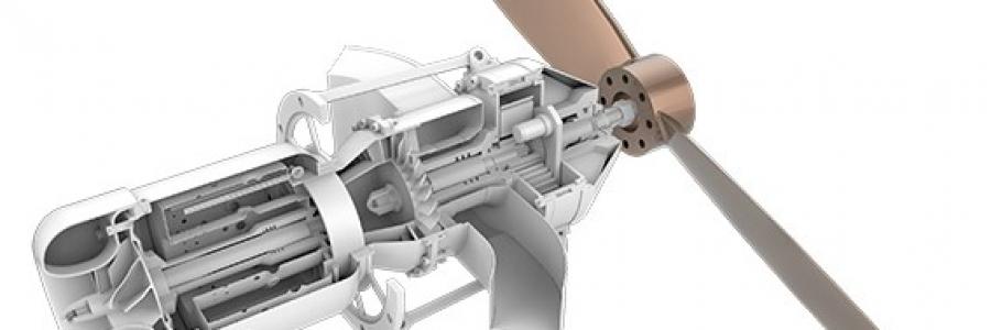 华曙高科3D打印涡喷发动机转子件通过10万转/次台架实验