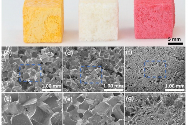 佐治亚理工学院用盐3D打印出多孔、导电部件