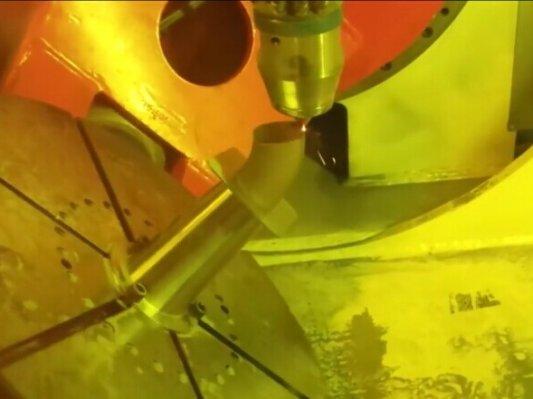 法国BeAM发布多功能五轴3D打印机:用于航空航天维修