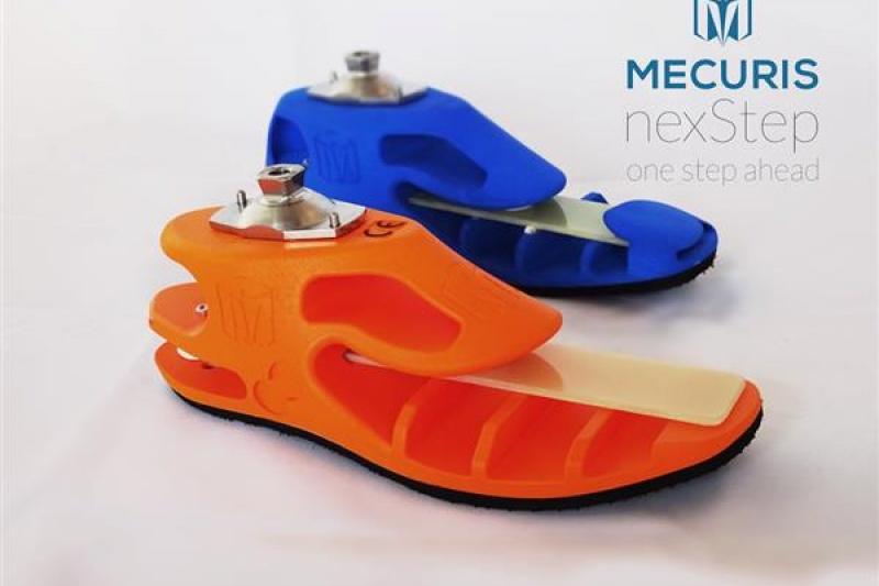 德国Mecuris交付世界首个CE认证的3D打印假脚  脚趾持久负载达8000N