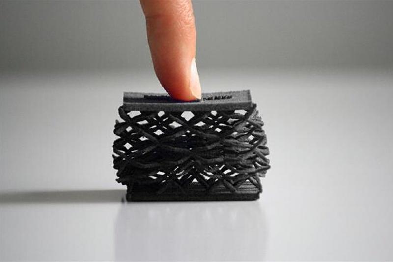 意大利CRP推出高弹性的热塑性3D打印材料