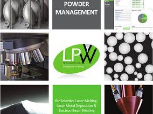 Stratasys战略投资3D打印金属粉末制造商LPW