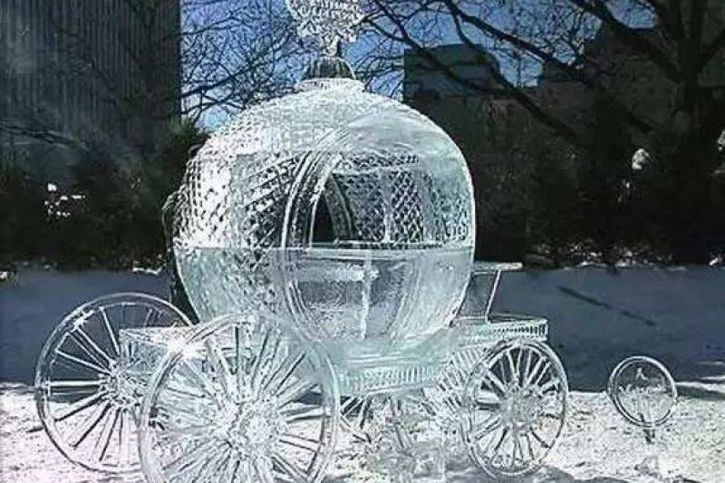 """黑龙江省将研发冰灯 """"3D打印机"""""""