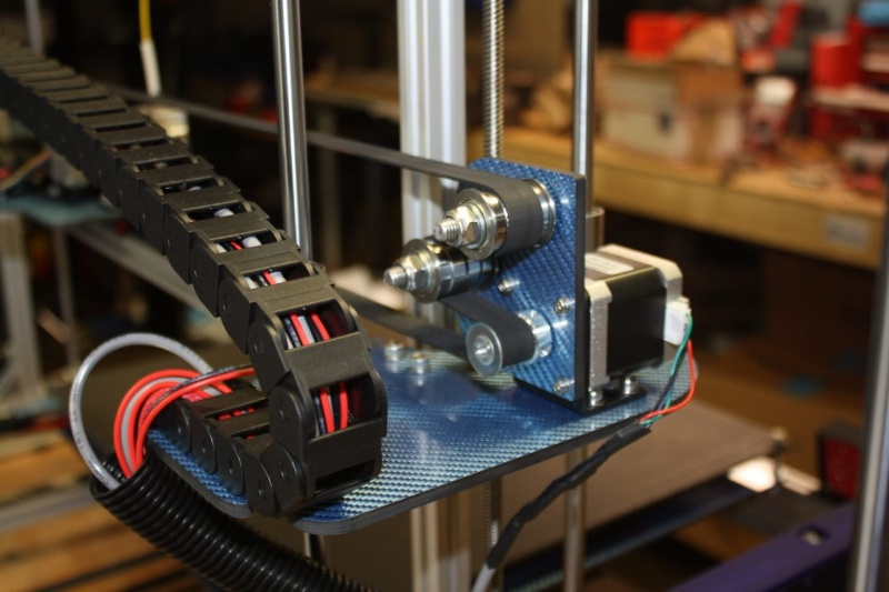牛掰!这台FDM 3D打印机直接用碳纤维做,售价2万
