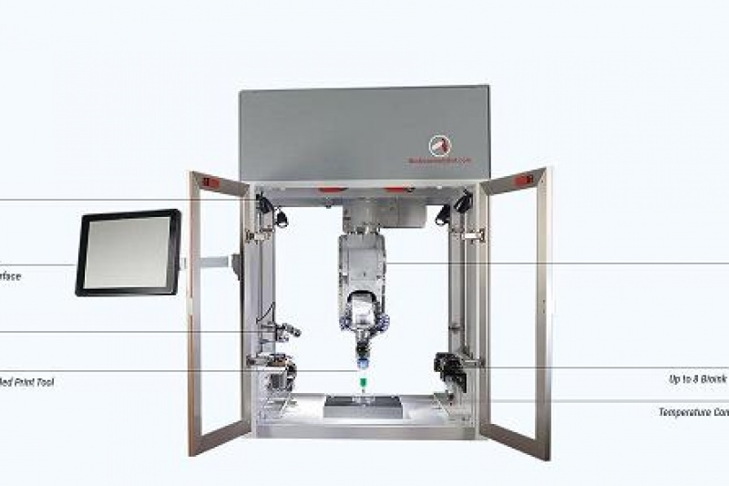 直接打印小肝脏!全球首款人体器官3D打印机诞生