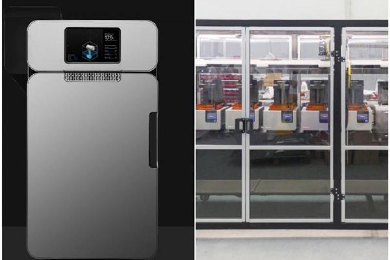 野心勃勃,SLA专家Formlabs将原技术批量化又推低价SLS 3D打印机