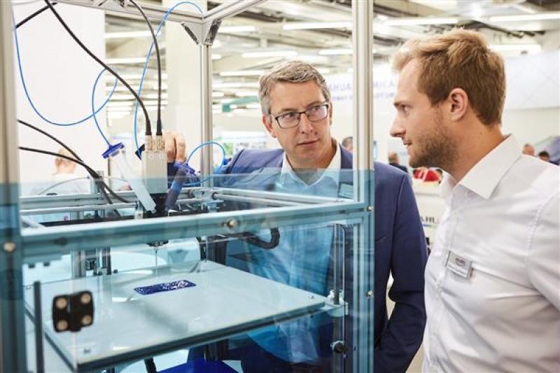 RepRap推出新型液体PU材料,可在室温下3D打印