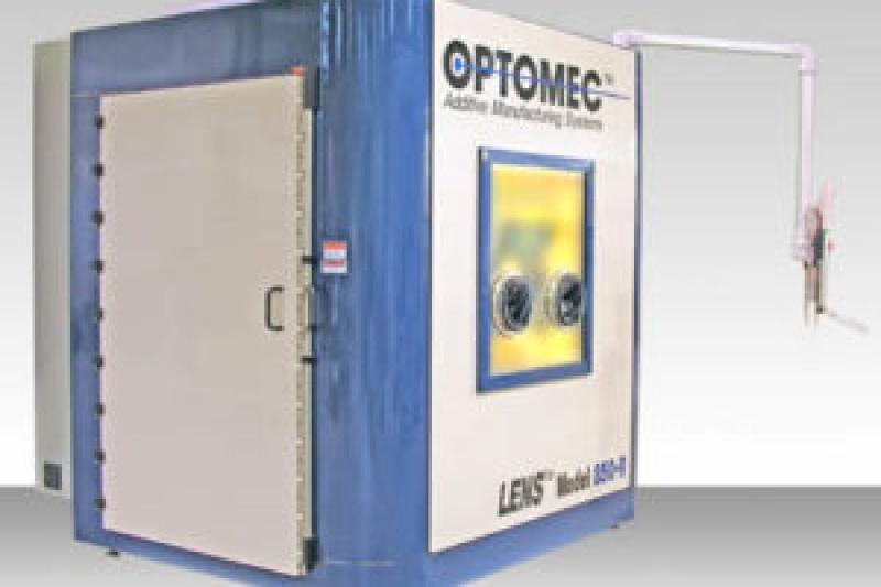 跟着配方准没错!Optomec新推两项专利3D打印技术+打印配方