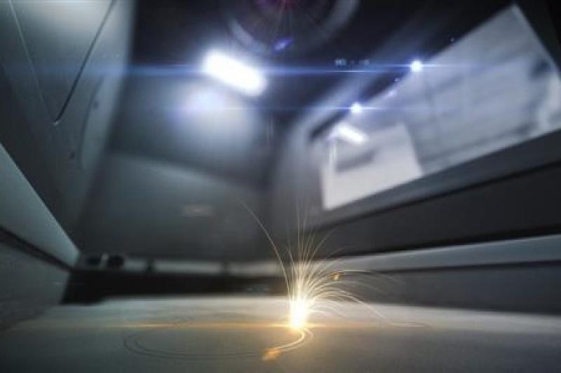 GE大力发展3D打印机的激光和射流技术,高速金属打印指日可待