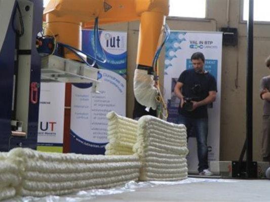 3D打印房屋已成趋势?法国也启动3D打印社会住房项目