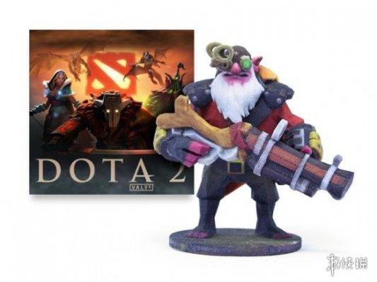 玩家可以3D打印《DOTA》《反恐精英》等游戏角色卖钱了,但必须在Shapeways平台上进行