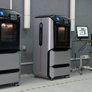 形优制件社再增两台工业3D打印机,设备总投资超4千万